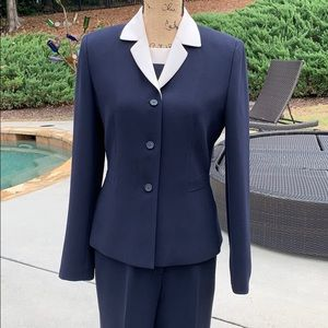 Ann Taylor Three-Piece Suit EUC